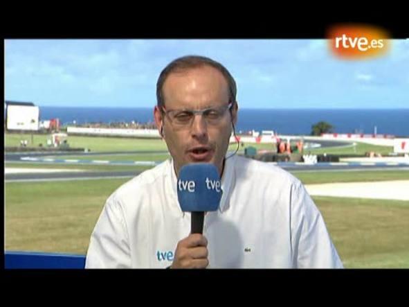Motociclismo: Los mejores momentos de los entrenamientos del GP de Australia